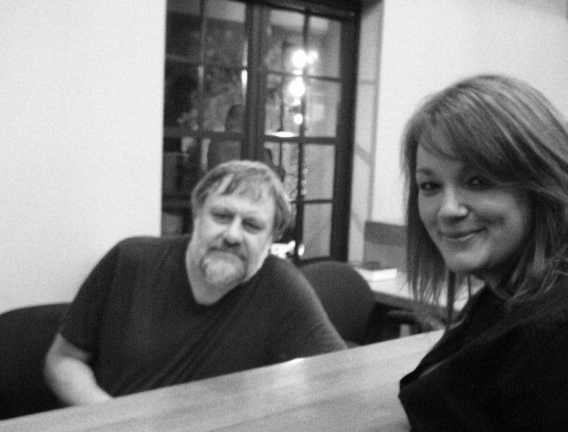Diana and Zizek