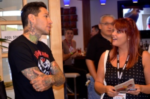 Talking with Mike Herrera