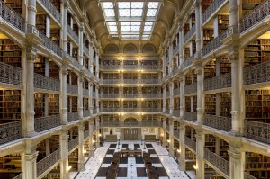 peabody library